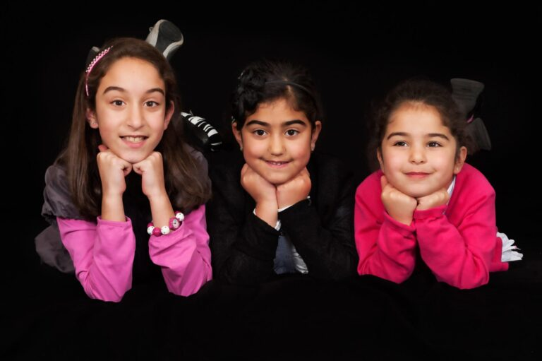 Christmas Portraits in our Photography studio Bedford   Halifax