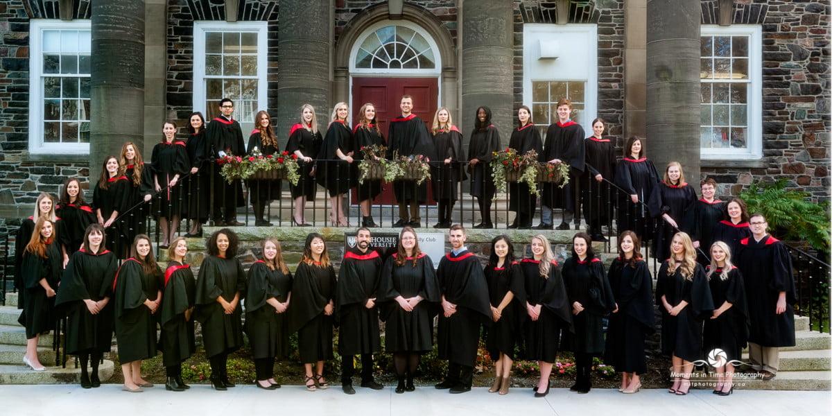 DAL graduation group photo
