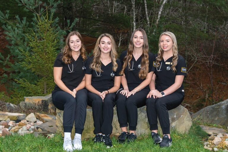 Dalhousie University Graduation photo Bachelor of Science Nursing by Moments in Time Photography Studio Halifax
