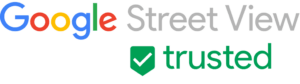 google street view trusted badge for Moments in Time Photography Studio Halifax