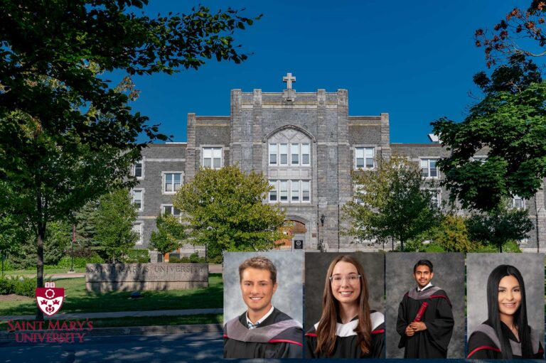 Halifax Graduation-Photographer Saint Mary's University