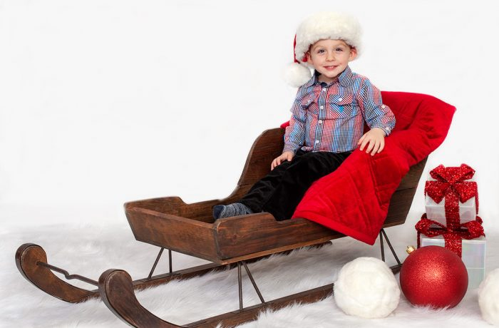 Christmas Portraits by Moments in Time Photography Studio Halifax